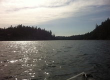 Pinecrest Lake